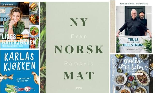 8111e025 Beste norske kokebok 2017 - Kritikere slakter årets norske kokebøker ...