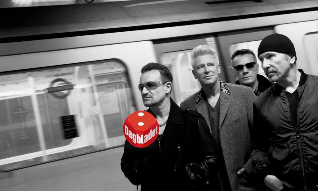 image: U2 anno 2017 er utdaterte, idéfattige og uengasjerende