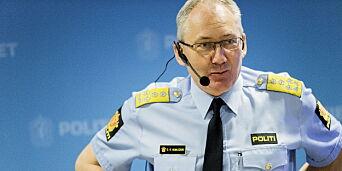 image: Politidirektøren går av