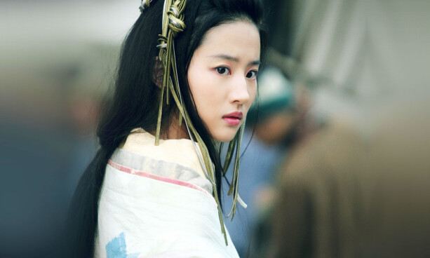 DRØMMEROLLEN: Liu Yifei har kapret hovedrollen i Disneys nye versjon «Mulan», som etter planen skal komme ut i 2019. FOTO: Skjermdump