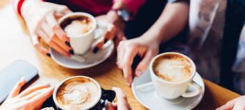 Ja, du bør drikke kaffe – gjerne tre-fire kopper om dagen