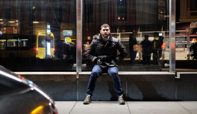 FRYKTER DRAP OG TRUSLER: Mikail (31) mener at norske myndigheter må være oppmerksomme på hva tsjetsjenske myndigheter foretar seg. Foto: Karl Martin Jakobsen / Dagbladet