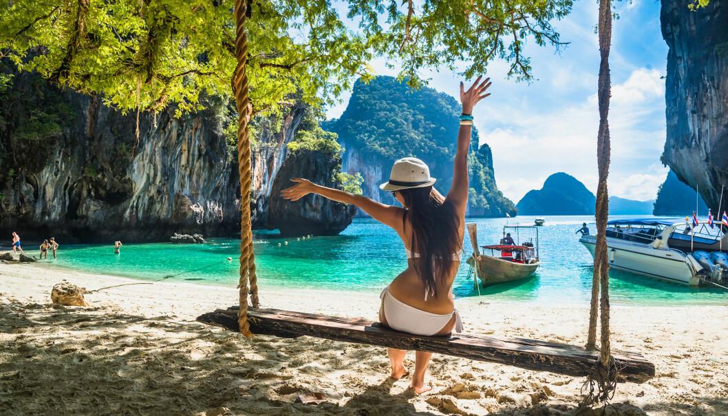 Thailand: Det perfekte reisemålet for deg som elsker eksotiske strender! Foto: NTB Scanpix