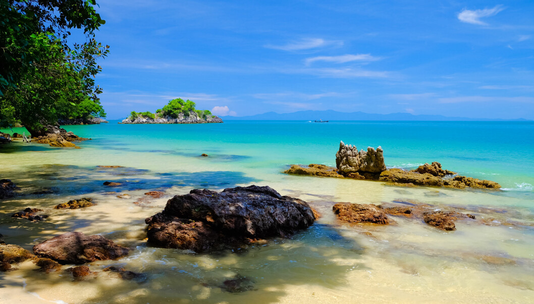 Ko Phayam: velkommen til paradis! Foto: NTB Scanpix
