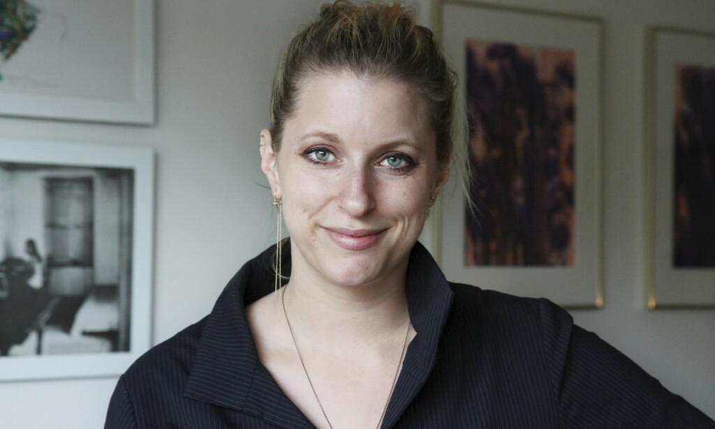 KOMMER IKKE: Susanne Sundfør er på europaturné og kommer ikke på Spellemann i dag for å motta eventuelle priser.