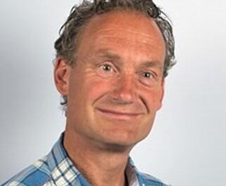 FORSKER: Øystein Flagstad ved Norsk Institutt for naturforskning (NINA).