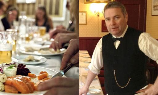 image: Ville tilstander på norske julebord: -Mange er fulle før middagen