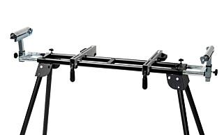 Anlegg: Dette er et smart tilbehør, særlig om du skal kappe lange bord. De finnes i mange prisklasser. Foto: Produsent