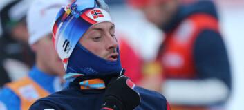 Petter Northug slått ut i sprintprologen i Lillehammer