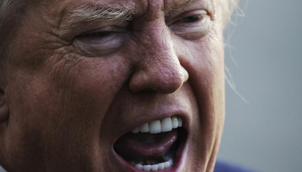 Trump snakket for første gang etter sjokksiktelsen: «Ingen sammensvergelse»
