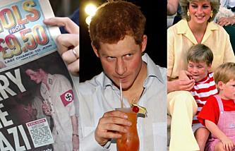 Slik har prins Harry gått fra skandaløs til gentleman