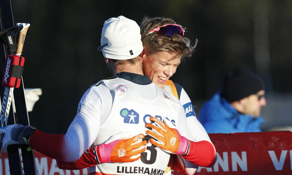 MÅ VÆRE MED? Norsk herrelangrenn uten Johannes Høsflot Klæbo er knallsterk. Men OL-laget trenger ham på de fleste distanser. FOTO: Terje Bendiksby / NTB scanpix