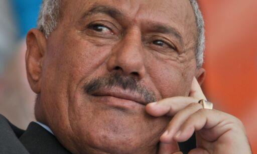image: - Jemens eks-president drept
