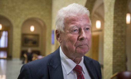 image: Frp krever at Stortinget stemmer over Nobel-Hagen