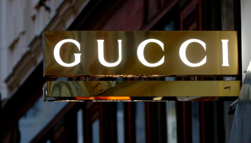 <strong>MULIG SKATTESVINDEL:</strong> Italiensk politi har slått til mot Gucci etter mistanke om at de ikke har betalt skatt på flere milliarder kroner. Foto: NTB scanpix