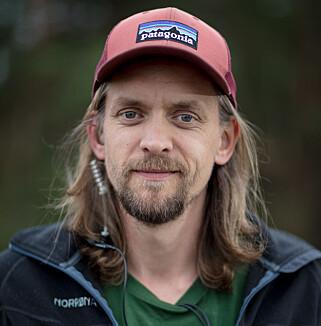 STYRER SHOWET: Amund Simensen er produsent for «Farmen». Foto: Alex Iversen / TV 2