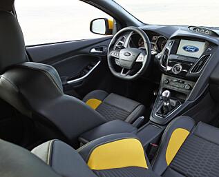 Avduket: Ny Ford Focus ST