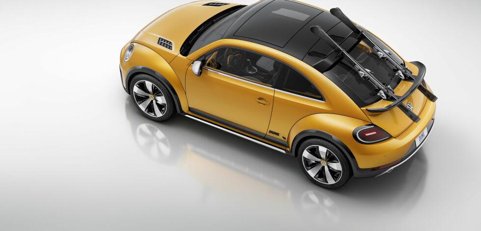 image: Hinter om VW Beetle Cross