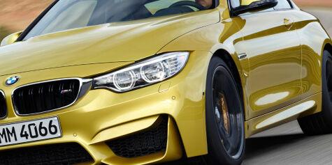 image: BMW M3 OG M4 offisielle