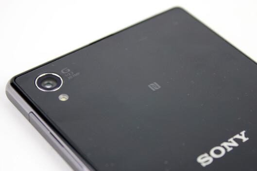 <strong>BRA:</strong> Sony Xperia Z1 har også et svært godt kamera.  Foto: Ole Petter Baugerød Stokke