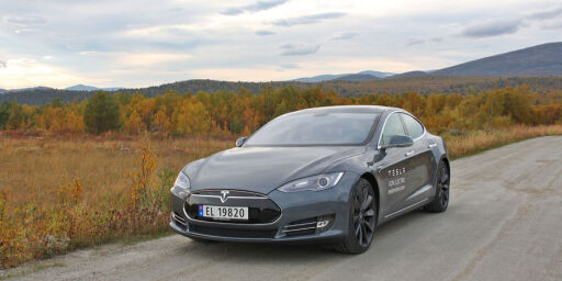 TEST: Tesla Model S Performance Edition