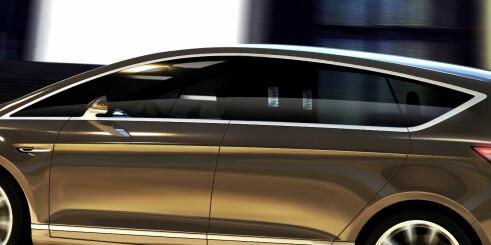 Her er neste Ford S-Max