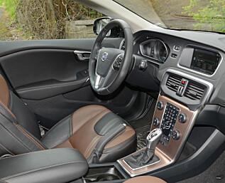 TEST: Volvo V40 CC - topputgaven