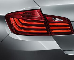 BMW fornyer 5-serien