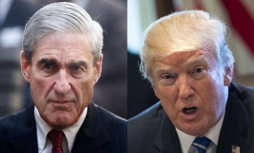 image: Fjernet etter Trump-meldinger. Nå dukker nye detaljer opp om FBI-toppen