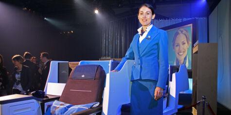 image: Nye liggeseter hos KLM