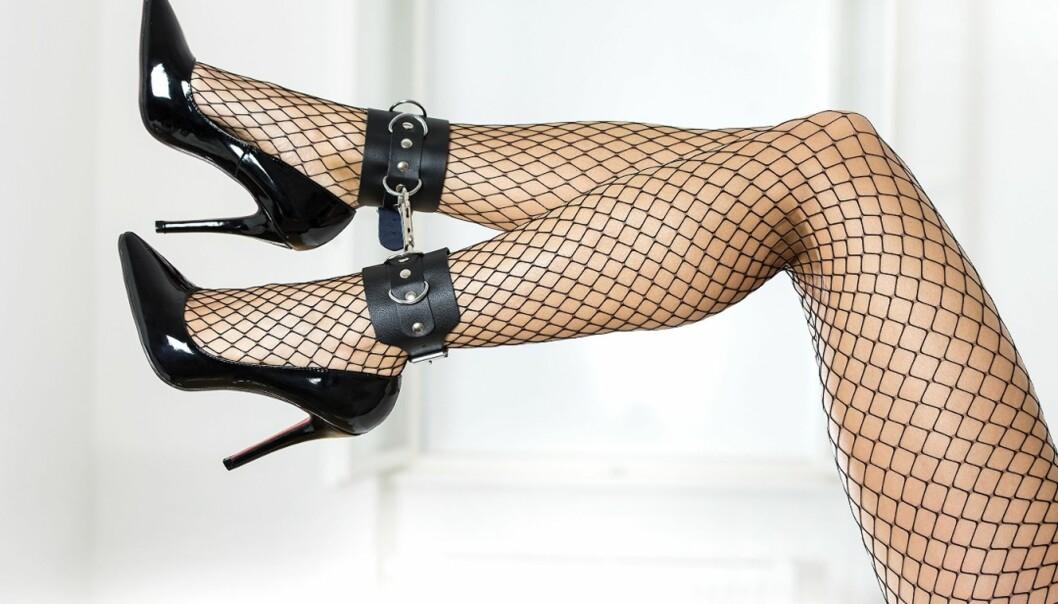 SEXY: Føtter, strømper, sko og sokker, dette er noen av de vanligste tingene vi tenner på. FOTO: NTB Scanpix