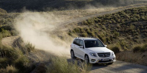 image: Mercedes-SUV fornyes
