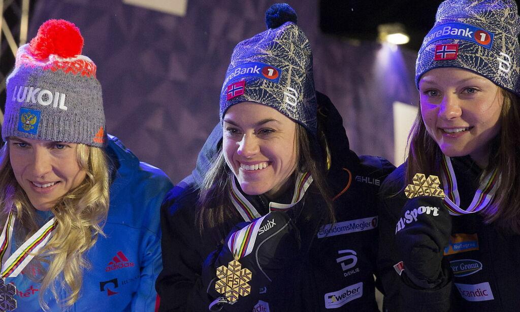 image: Hvilke russere får delta? Northug får viljen sin: Nytt russisk gullhåp kan glemme OL