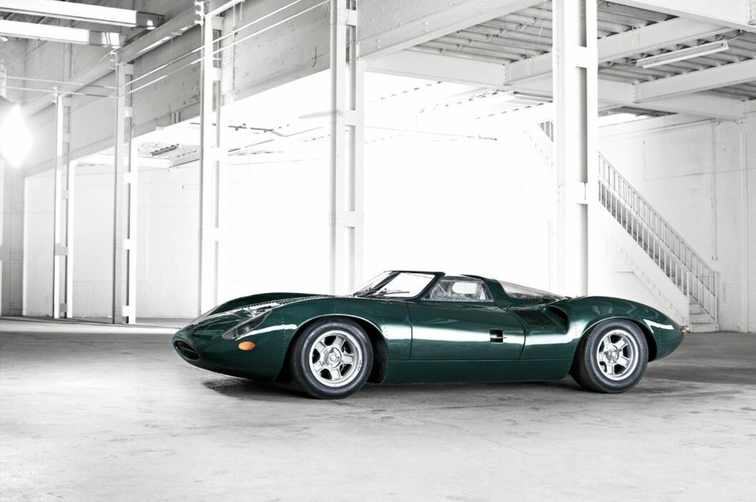 INSPIRASJON: En Jaguar-klassiker Foto: Jaguar