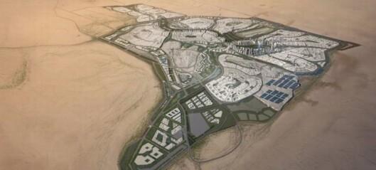 Bygger gigantby med over seks millioner innbyggere midt i ørkenen. Men den kan bli nok en katastrofe