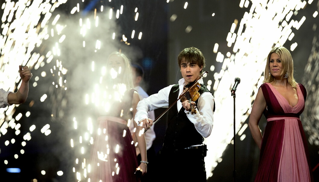 <strong>VANT:</strong> Alexander Rybak var Norges bidrag til Eurovision Song Contest i 2009, og vant overlegent. Foto: Henning Lillegård / Dagbladet