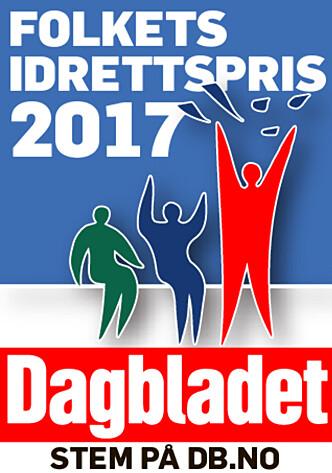 <strong><b>       FOLKETS IDRETTSPRIS:</strong></b> Stem på din favoritt nederst i saken. Foto: Dagbladet