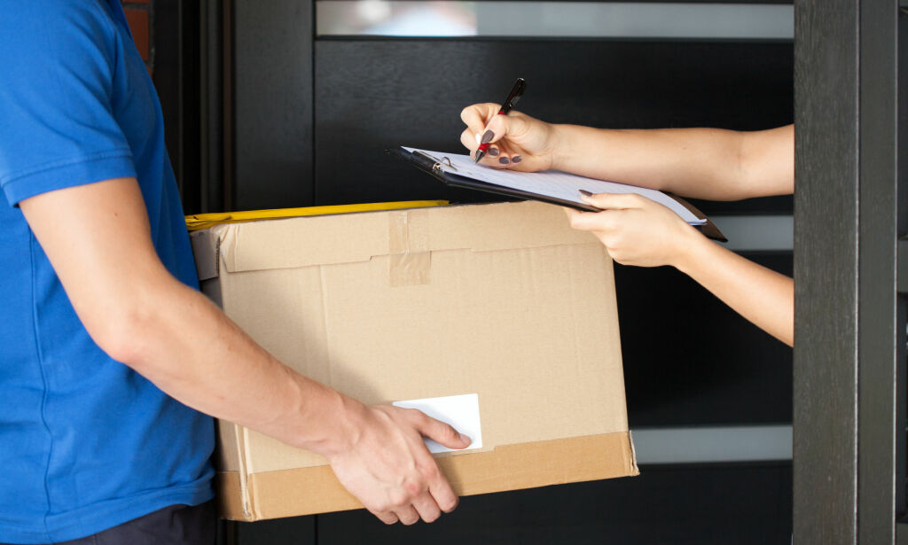 image: Sende pakker? Det er mange alternativer til tradisjonell post