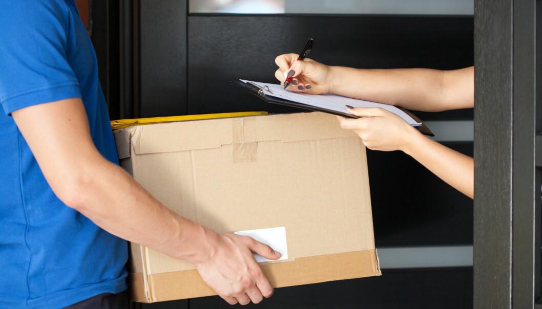 Sende pakker? Det er mange alternativer til tradisjonell post