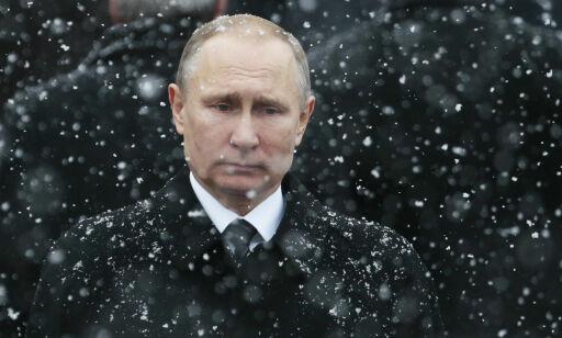 image: Putin avviser russisk OL-boikott