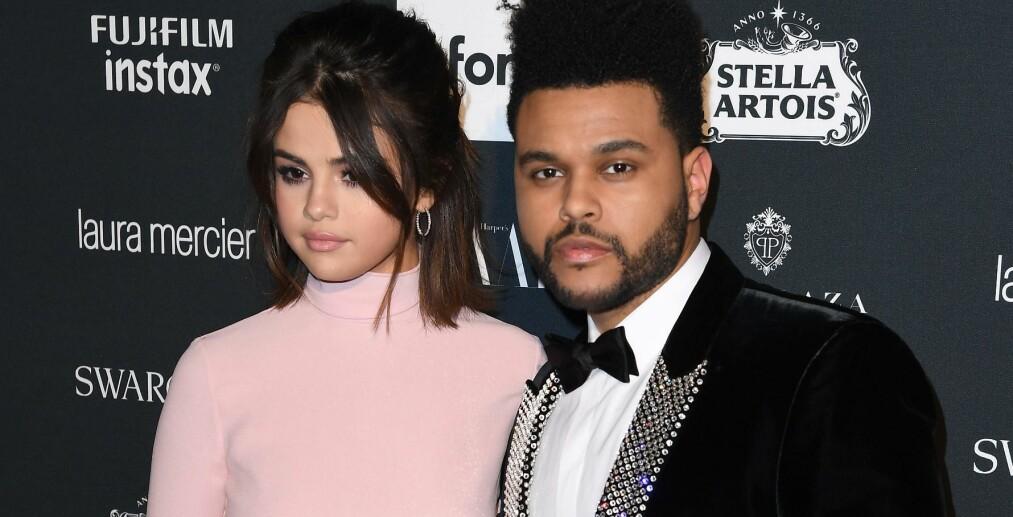 KJENDISBRUDD: Vi er fremdeles sjokkerte over at Selena Gomez og The Weeknd har gått fra hverandre, og enda mer sjokkerte over at ryktene sier at hun vurderer å gi Justin Bieber en ny sjanse. Hva skjedde, Selena? FOTO: NTB Scanpix