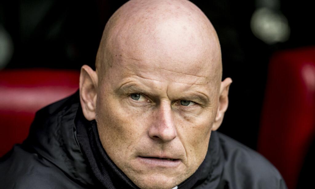 UNDER PRESS: Det er vinn eller forsvinn for Ståle Solbakken og FC København i Europaligaen torsdag. Foto: Mads Claus Rasmussen / Scanpix Denmark / NTB scanpix
