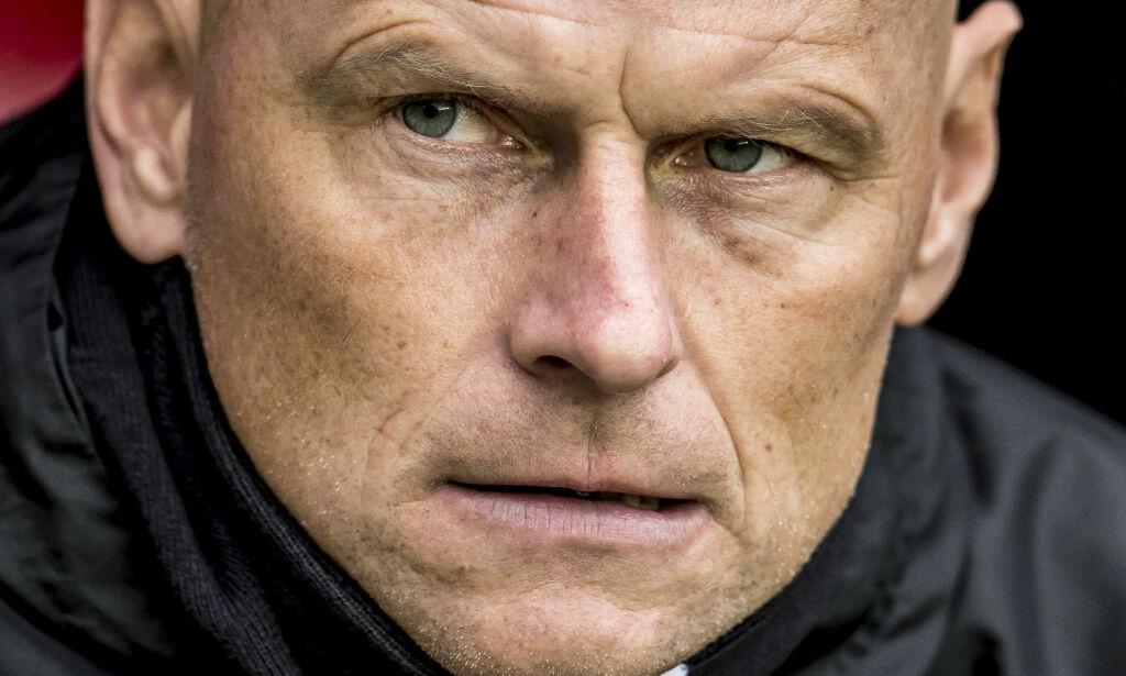 image: Solbakken etter FCKs cupexit: – Sesongen blir trolig historisk dårlig