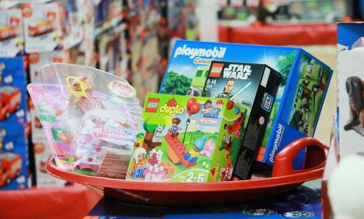 image: Nei, du trenger ikke harryhandle leker