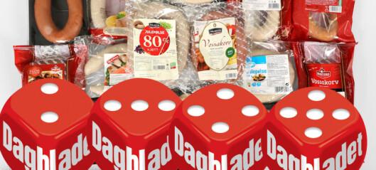 Julepølse: Styr unna fett-og saltverstingene
