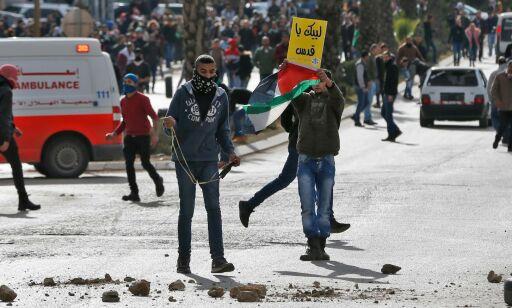 image: - Nå vil vi ha en ny intifada