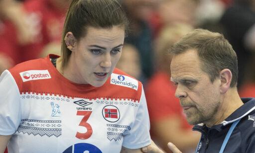 image: Isolert fra den norske VM-troppen
