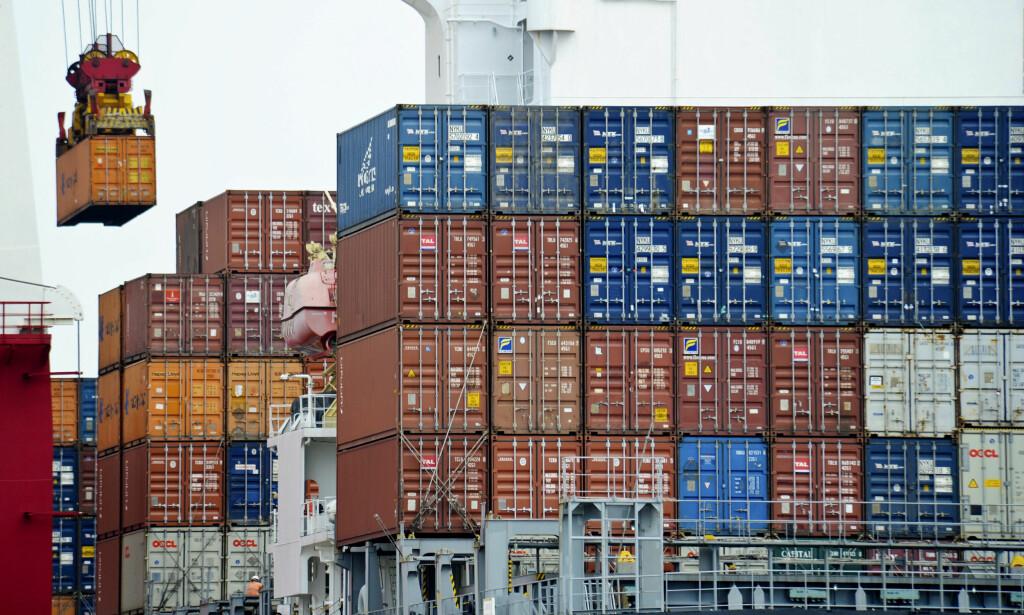 GLOBALISERING: Globalisering må ikke følge én bestemt retning. Vi må bare tenke annerledes enn dagens variant, skriver spaltisten. Foto: AP / NTB scanpix