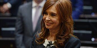 image: Arrestordre utstedt mot Argentinas ekspresident