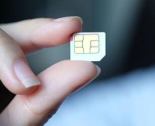 image: Det kan ta flere år før SIM-kortene forsvinner
